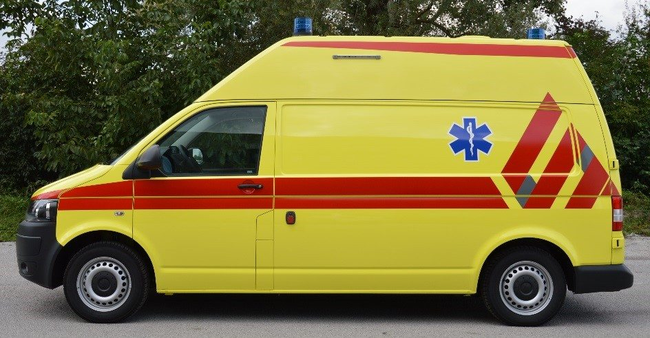Ambulance vehicle 2