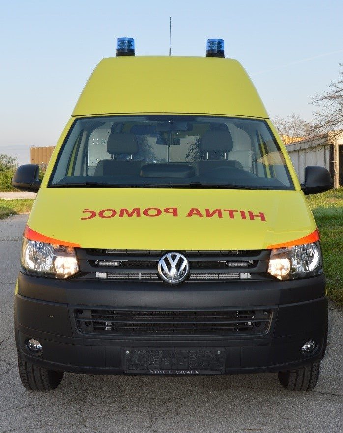 Ambulance vehicle 3